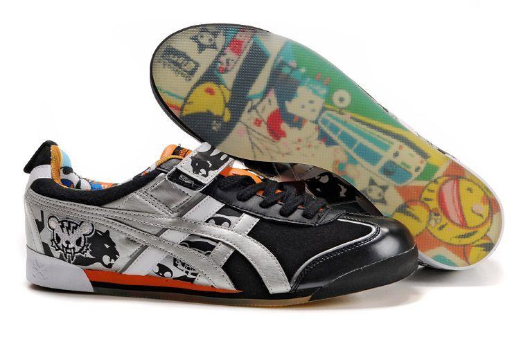 sale retailer d1543 59bd0 Tokidoki Asics   Like this in 2019   Onitsuka tiger, Silver shoes ...