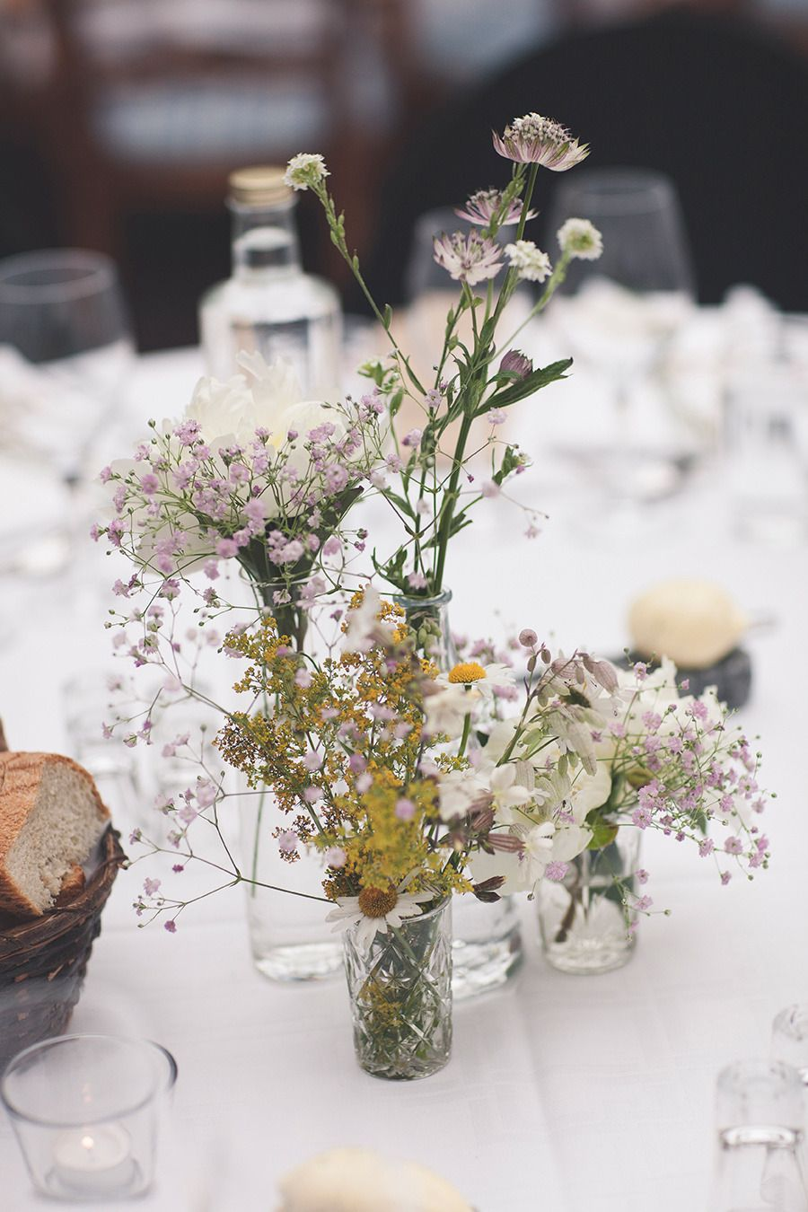 Modern Swedish Beach Wedding from Annevi Petersson