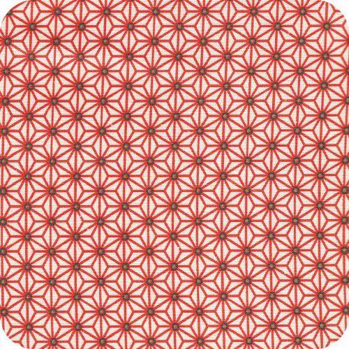 Saki blanc/rouge