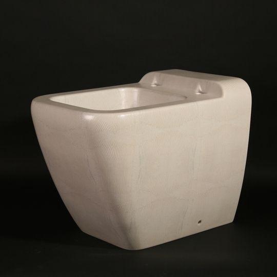 Beautiful modern toilet