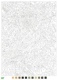 adult coloring coloring pages coloring books colouring paint by number mona lisa study mandalas drawings - Mona Lisa Coloring Page Printable