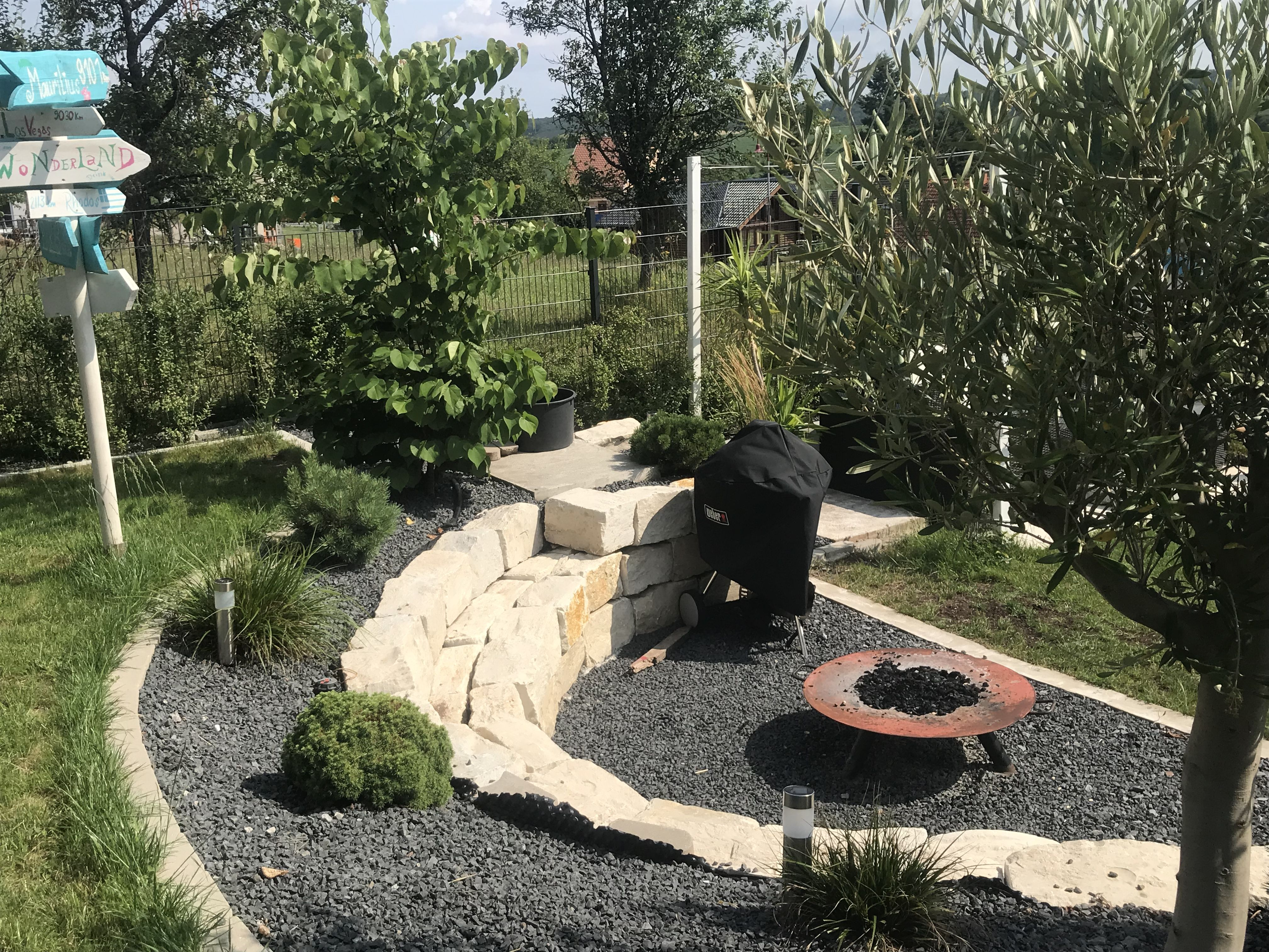 Feuerstelle Garten Garten Ideen Feuerstelle