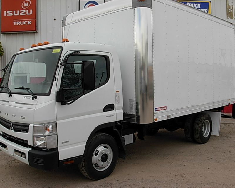 2012 Fuse FE125 box van from Bruckner's in Amarillo, TX