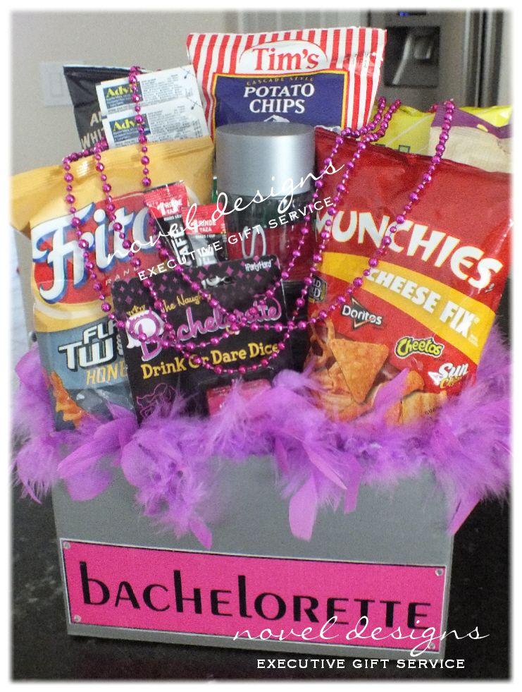 Bachelorette party recovery gift basket vegas lasvegas