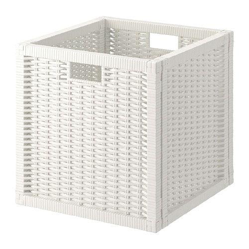 BRANÄS Basket - dark gray 12 ½x13 ½x12 ½