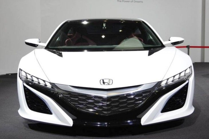 2016 Honda Prelude Front
