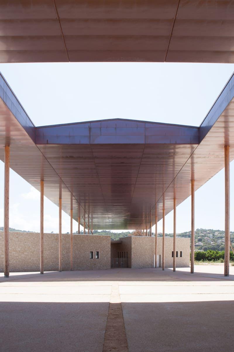 Amelia Tavella Administrative Cultural Center Cultural Center Contemporary Architecture Architecture