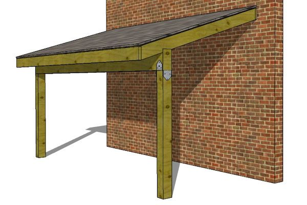 10 X 8 Pent Shed Plans Using Pallets For Gardening Building A
