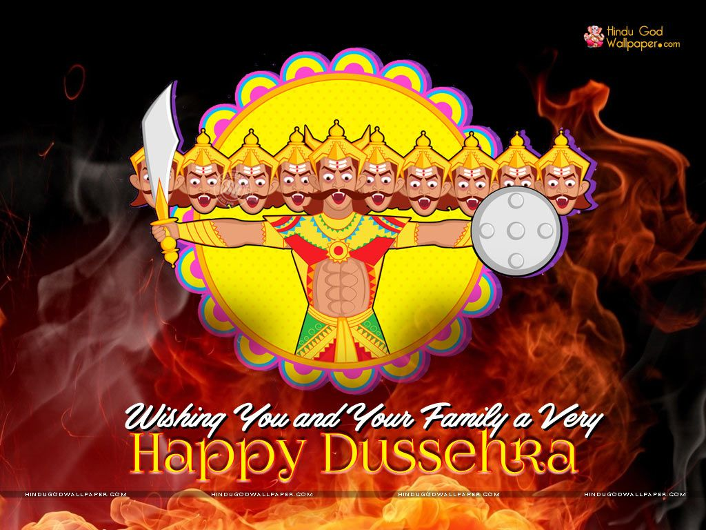 Happy Dussehra Wishes Wallpapers HD Images Photos Download