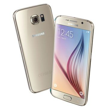 Refurbished Samsung Galaxy S6 64gb 4g Lte Smartphone Gold Special