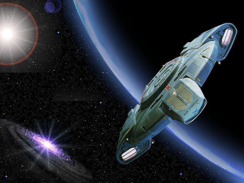 U.S.S. Defiant, Deep Space Nine - Free Star Trek Wallpapers