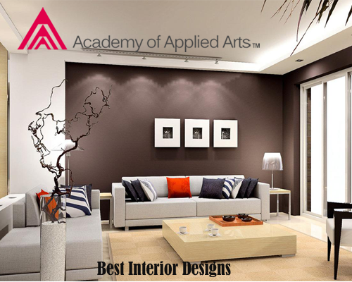 Interior Design- Academy of Applied Arts  The reputation and recognition of Interior Designing has now grown to a great extent with Indian markets looking up to International brands that has induced people to broaden their vision which is not only confined to the urban cities but has speedily broaden to small towns across the nation. See more