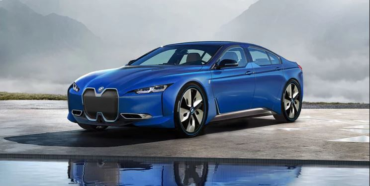 BMW i4 Fully Automated Electric Car Specification & Review