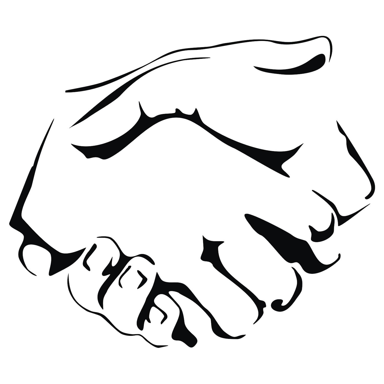 Рукопожатие картинки на прозрачном фоне