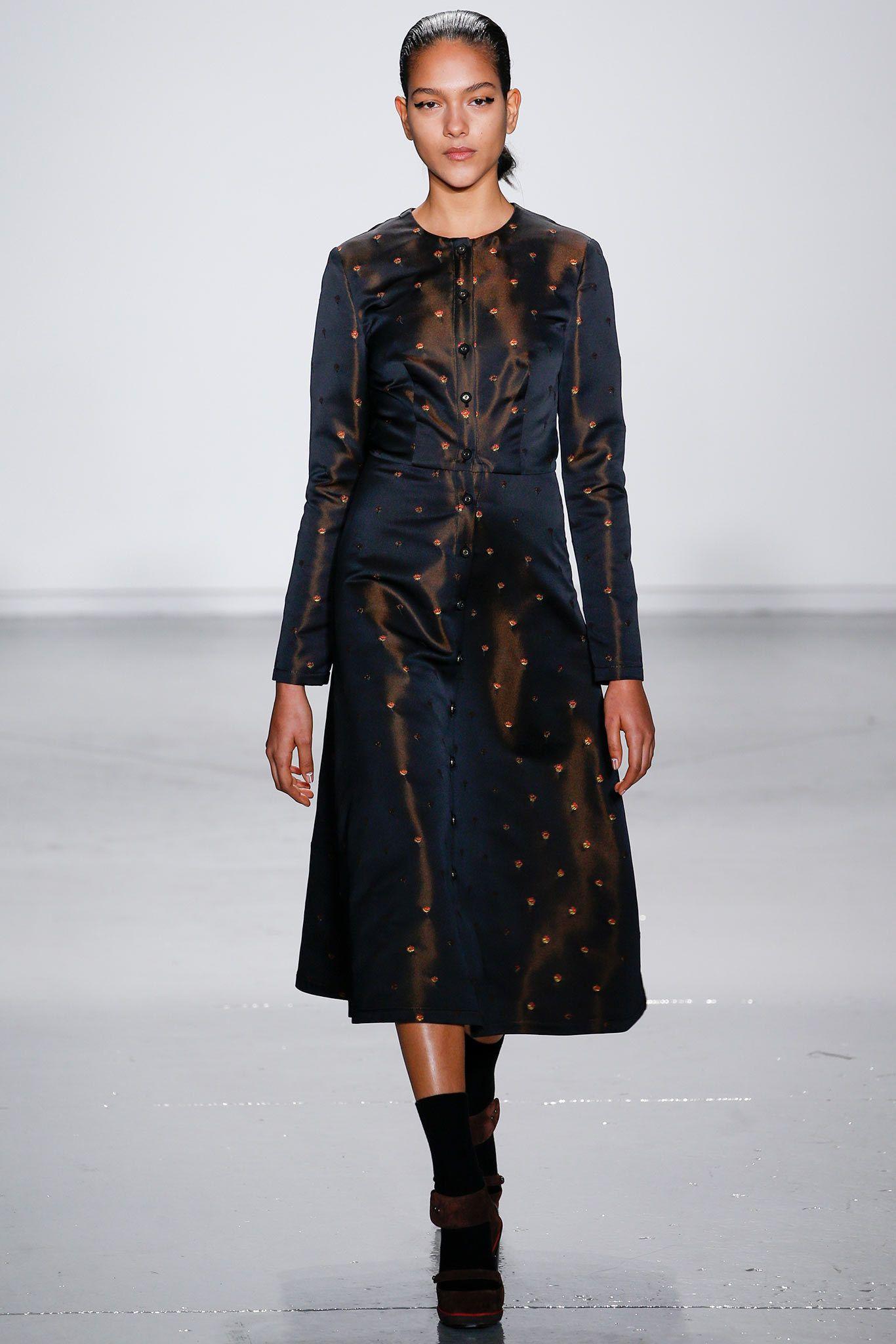 Joline Braun, Suno, Fall 2015 Ready-to-Wear