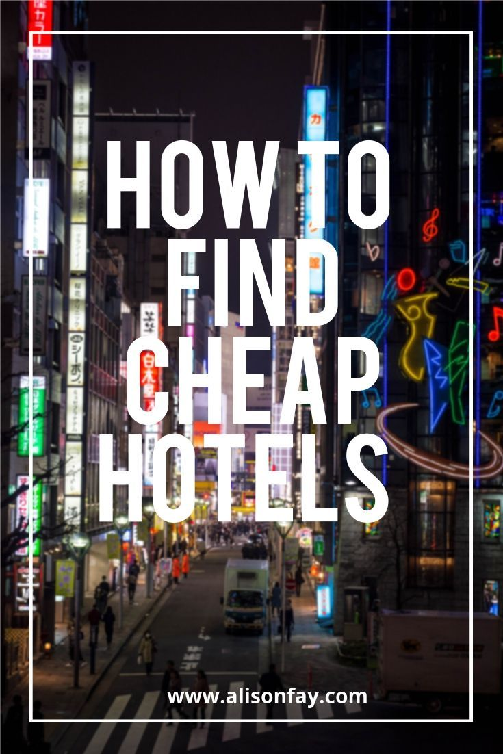 Learn how to find cheap hotels, and save money on your travel costs.  #budgettravel #travelaccomodation #travel