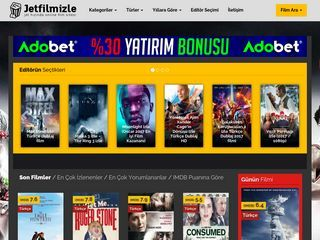 Türkiyenin En Iyi Jet Hızında Film Izleme Sitesi Yerli Ve Yabancı