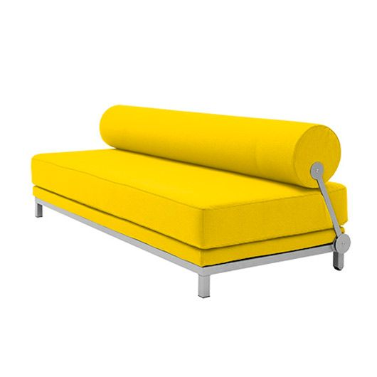 Banquette canap lit sleep uni softline amazing idea for guest room with li - Canape lit banquette ...