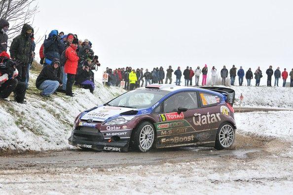 Ilka Minor Photos Photos Fia World Rally Championship Monte Carlo