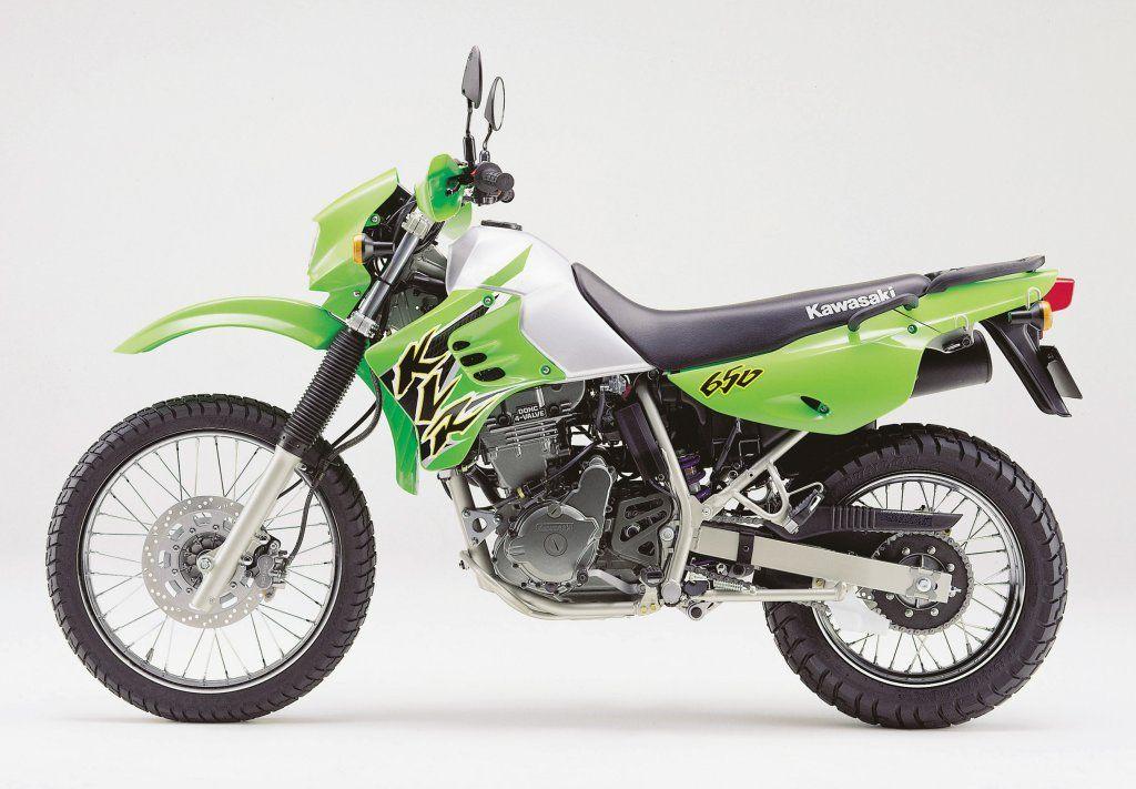 Kawasaki Klr 650 C Model Motorcycle Adventures Klr 650
