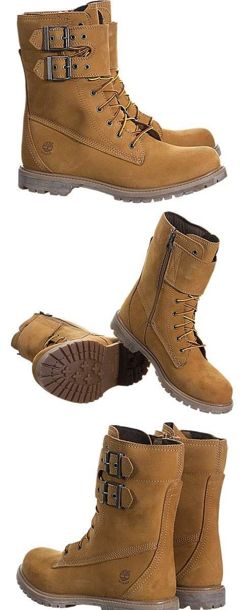 NEED! Timberland Womens Earthkeepers 8 Inch Double Strap