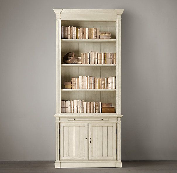 Library Single Bookcase In 2019