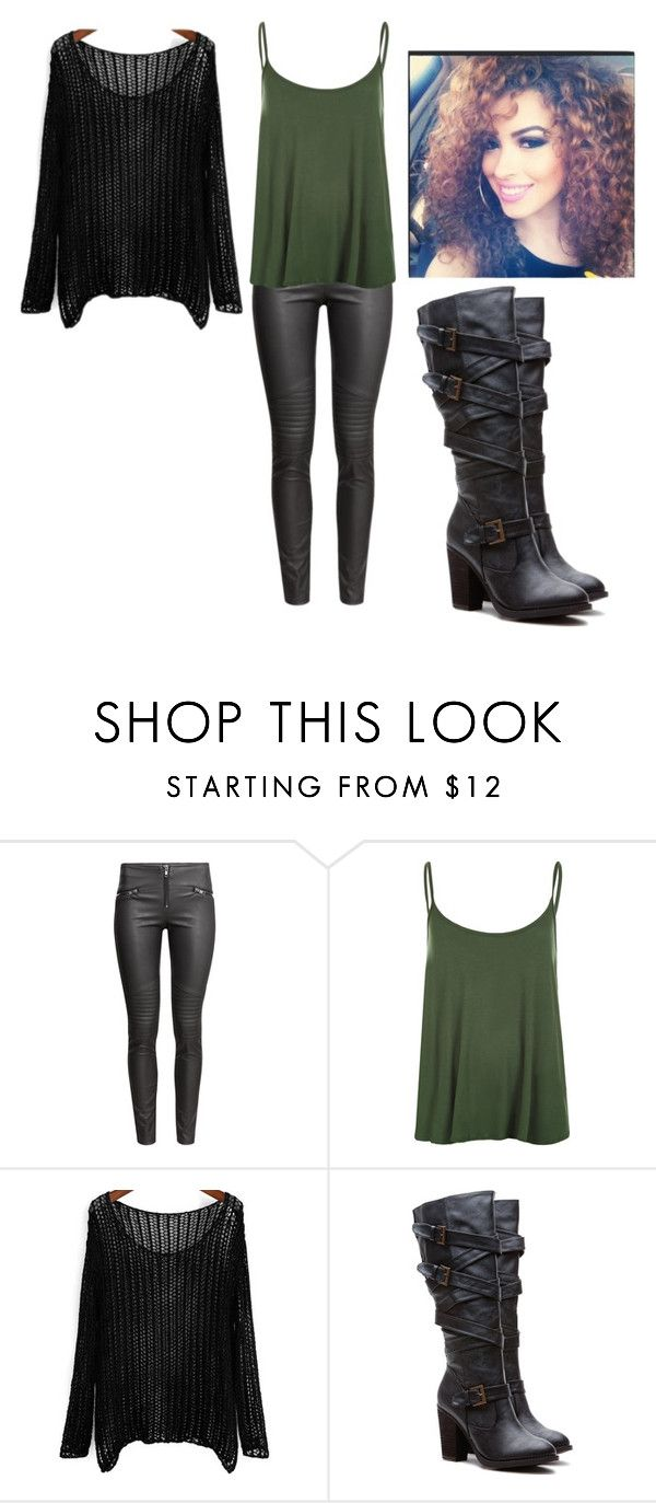 """Untitled #194"" by royalthompson ❤ liked on Polyvore featuring H&M and WearAll"