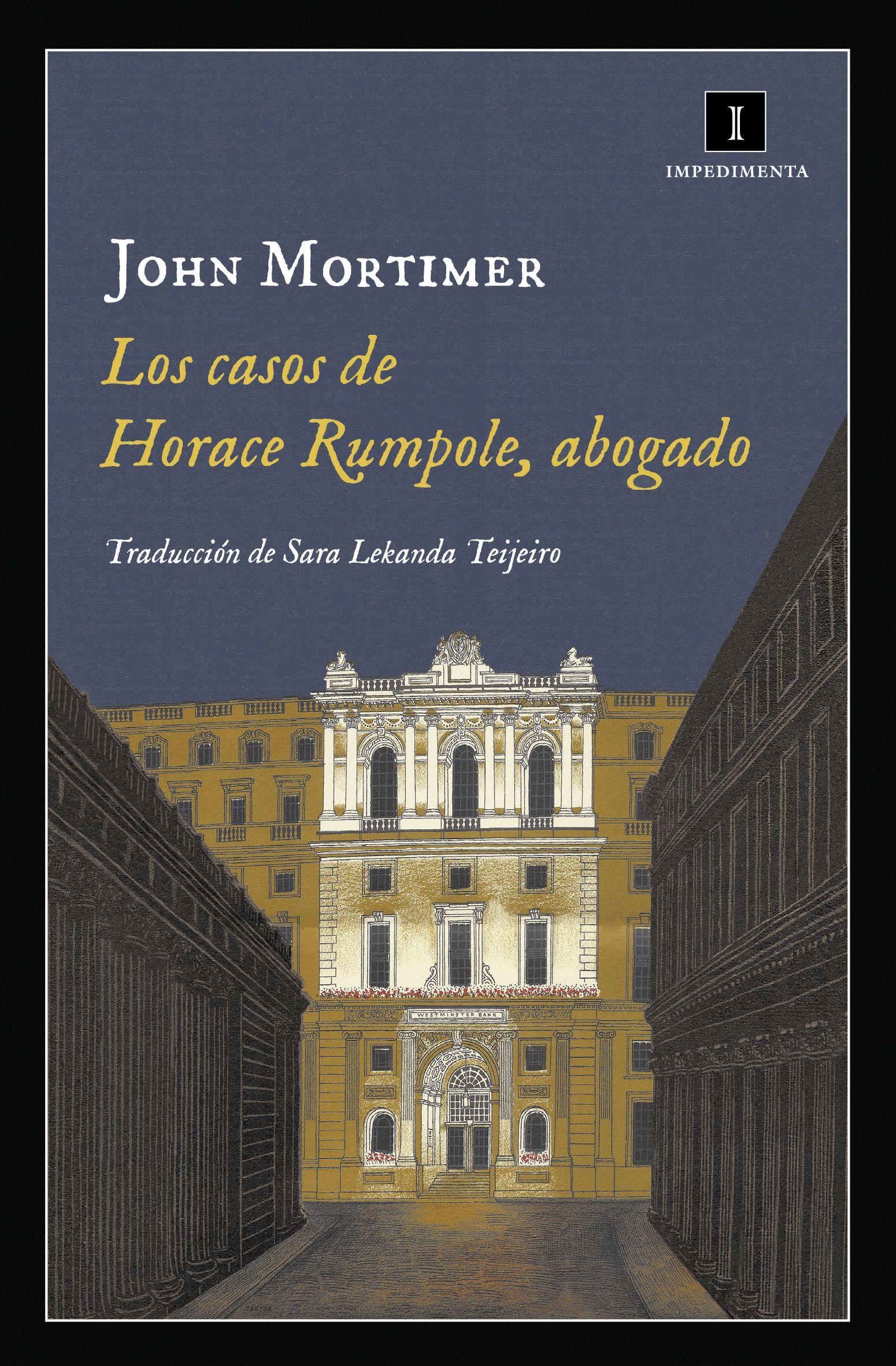'Los casos de Horace Rumpole, abogado'