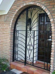 Burglar doors pretty \u0026 functional! ~Houston Burglar Bars & Burglar doors pretty \u0026 functional! ~Houston Burglar Bars | Outdoor ...