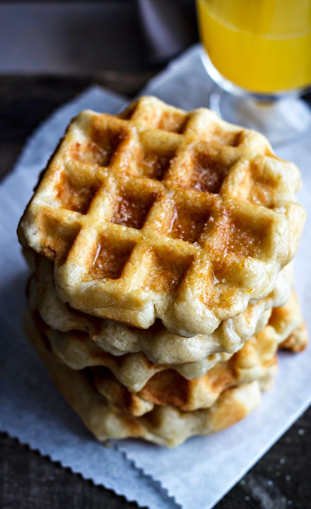 These Waffles Are Just Incredible