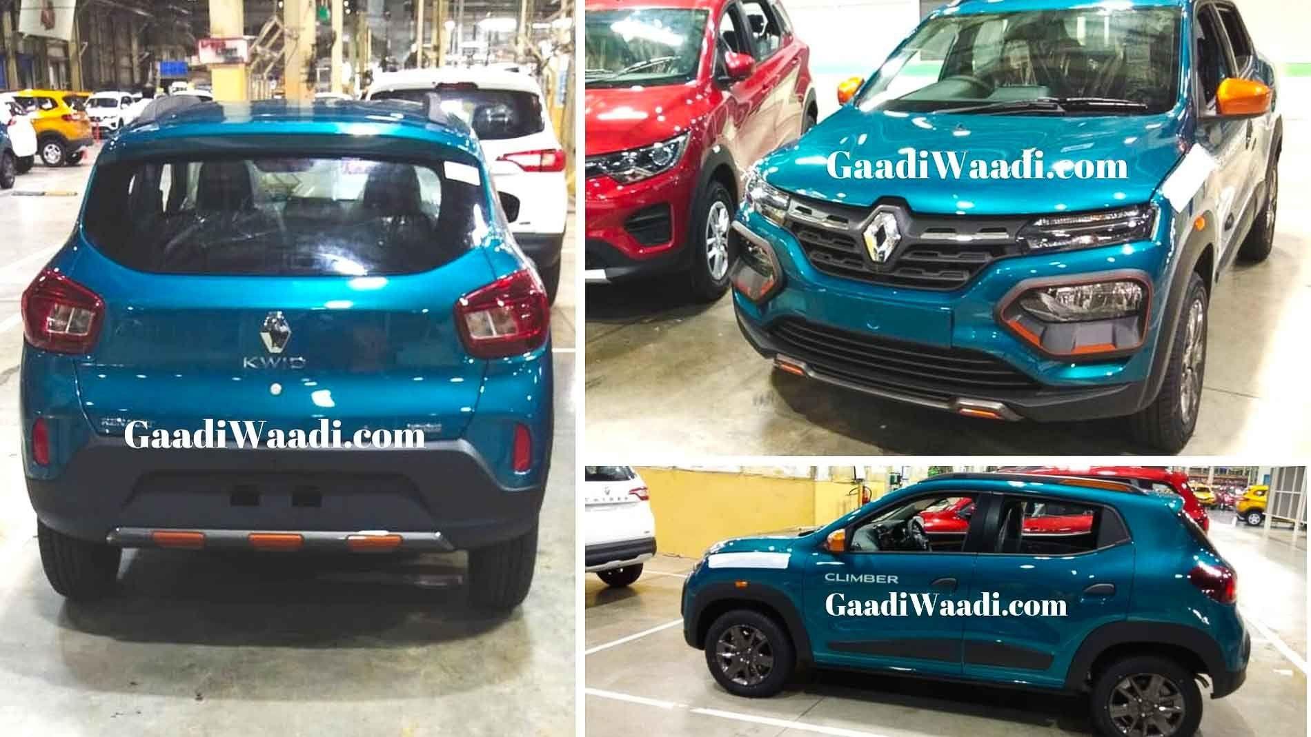 2020 Renault Kwid Photos