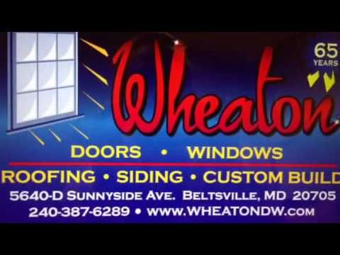 Mr. Honch called in to tell us how great our crew was! (Installed May 21, 2013) Thank you! | Wheaton Door and Window