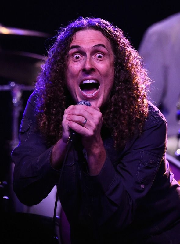 Seeing Weird Al In Concert As A 12-Year-Old Vs. As A Slightly Buzzed 27-Year-Old At A Festival