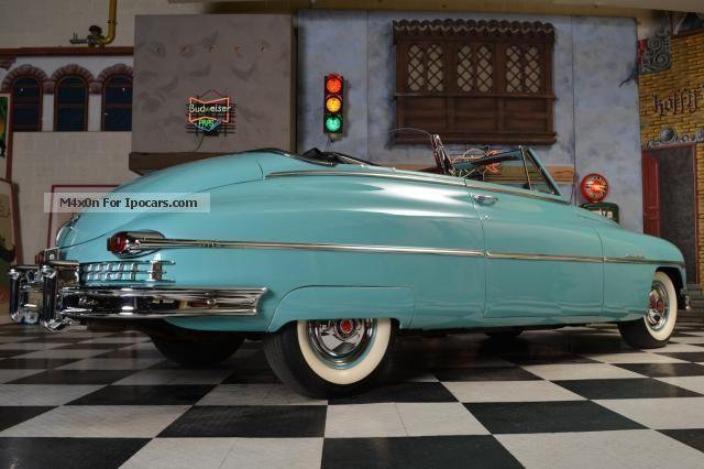 1950s Convertible Cadillacs Deluxe Convertible 1950