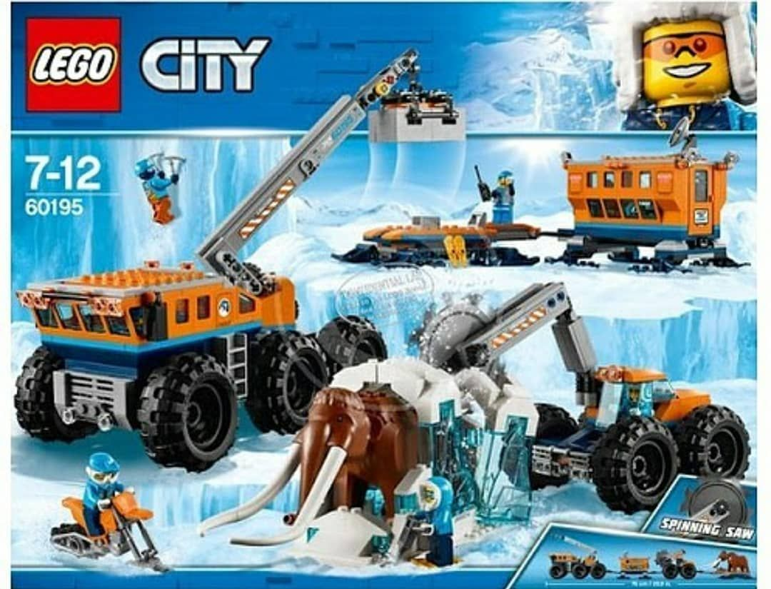 Awesome Lego City Leaks Love These Sets Especially The One With The Mammoth Lego Legophotography Legopic Legoo Lego Lego City Lego City Sets Lego Sets