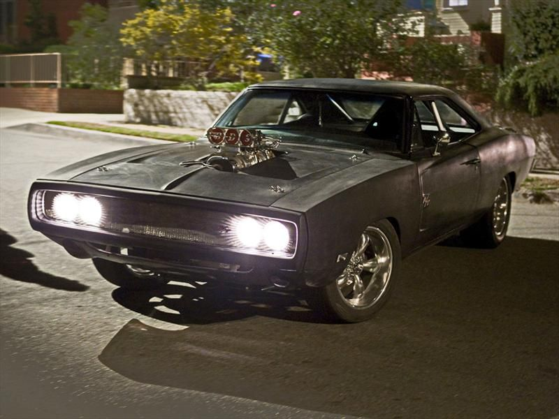 Top 10 Rápido y Furioso: Dodge Charger R/T | autos | Pinterest | Cars