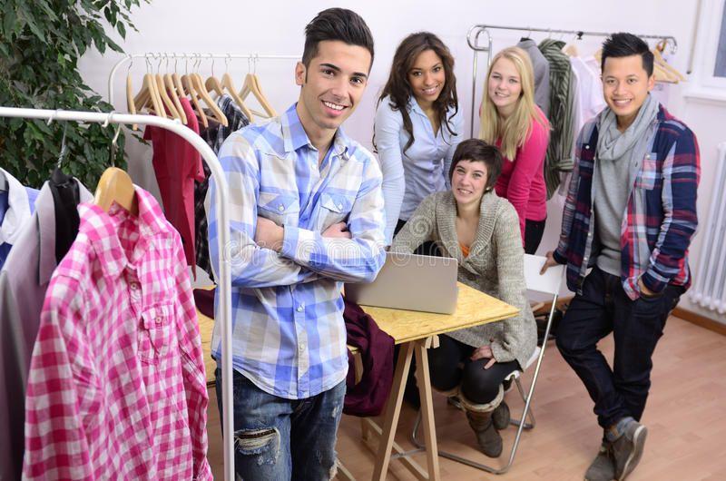 Portrait Of Fashion Designer Team At Work At Office Sponsored Designer Fashion Portrait Office Work Ad Fashion Design Fashion Clothes