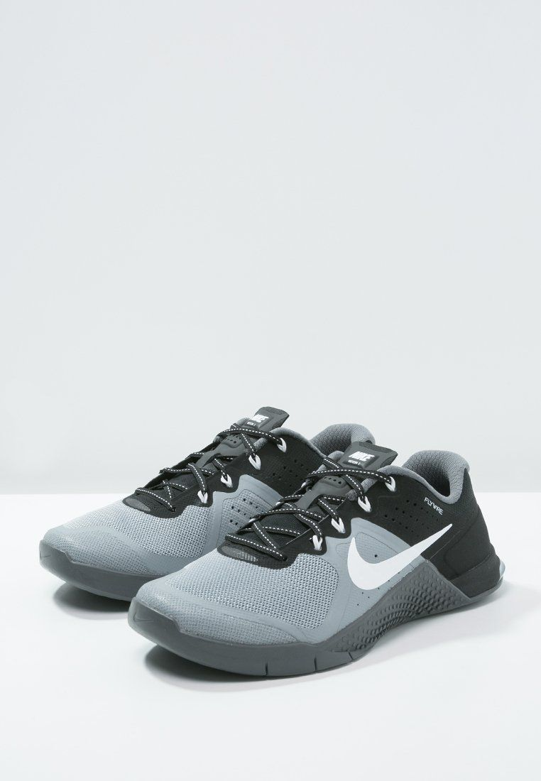 Nike Performance METCON 2 Sports shoes white/black