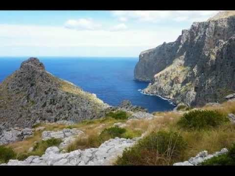 Paisajes de España.Islas Baleares/ Landscapes of Spain. Balearic Islands.