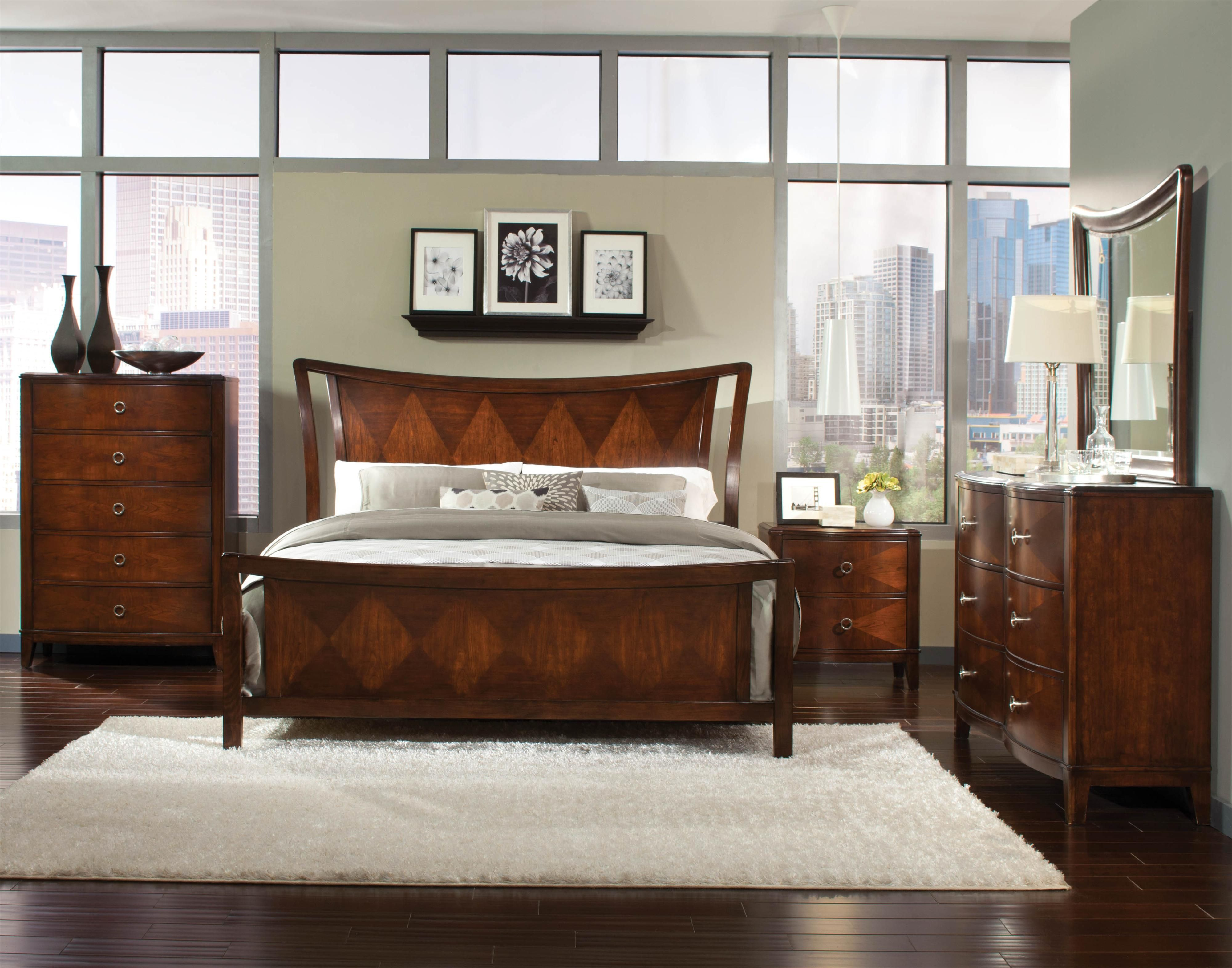 Standard Furniture Park Avenue II Queen Bedroom Group ...