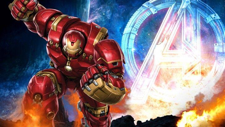 Download Hulkbuster Iron Man Avengers 2 Wallpaper 4k 3840x2160 F