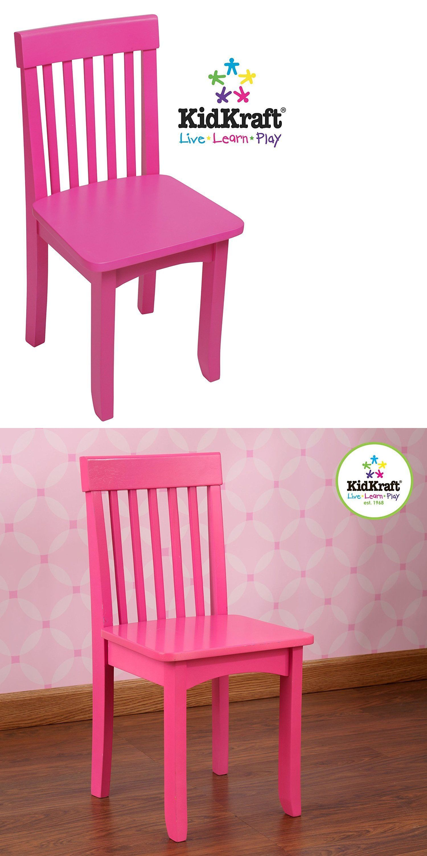 kids furniture kidkraft avalon chair pink 16662 kids furniture