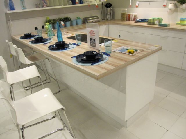 Cuisine ikea contre exemple pas ilot comme ca deco cuisine cuisine ikea cuisine - Exemple plan de cuisine ...