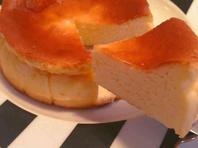 チーズ ケーキ 簡単 ベイクド