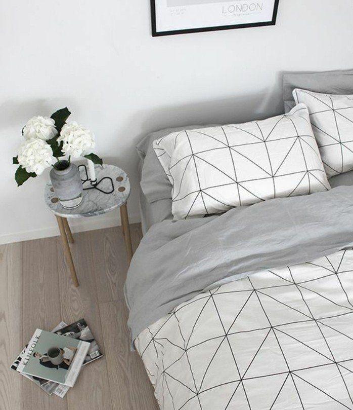 ▷1001+ idées pour une chambre scandinave stylée Chambre