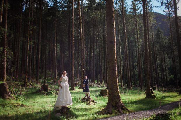 Intimate real Irish Wedding #Ireland AislinnEvents.com