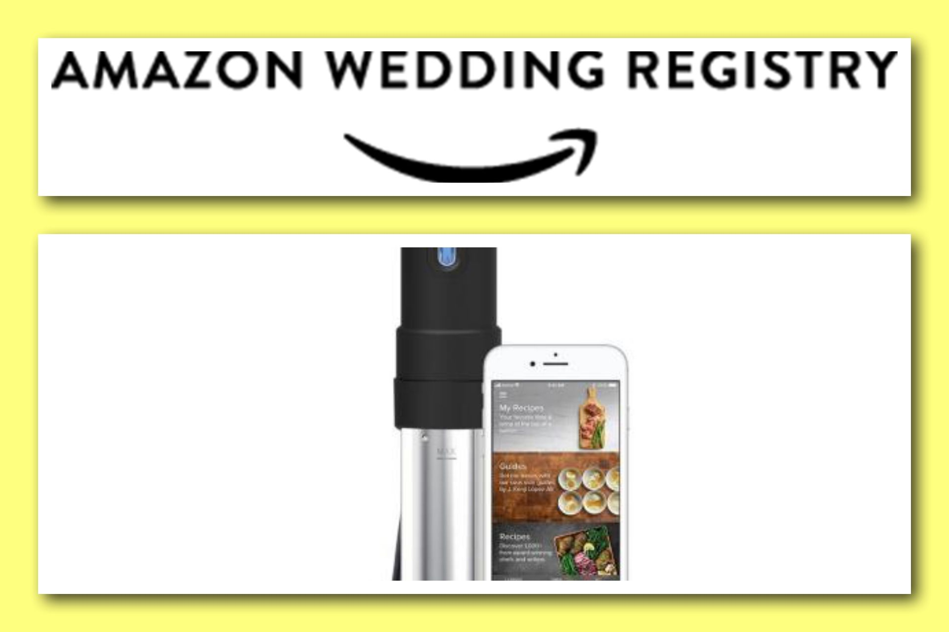 Amazon Wedding Registry Details In 2020 Amazon Wedding Registry Wedding Registry Registry