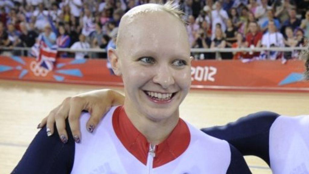 Olympic Cyclist Joanna Row S Hair Loss Inspiration Hope Bbc News