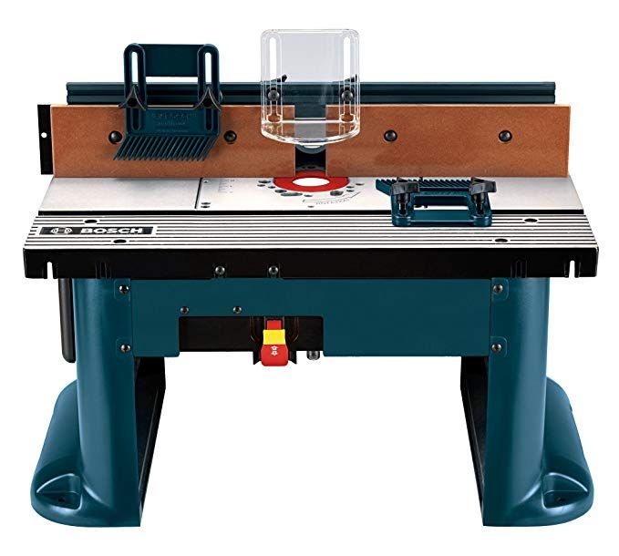 bosch benchtop router table ra1181 129 tax at amazon 129 2 rh pinterest com