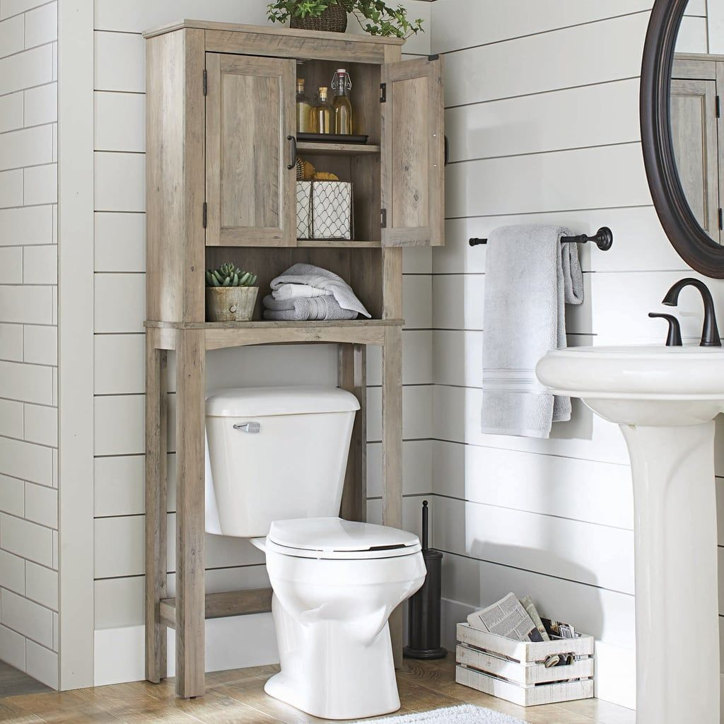95971aa320b6d4eee4f8a43e6b42d3a2 - Better Homes And Gardens Over The Toilet Bathroom Space Saver